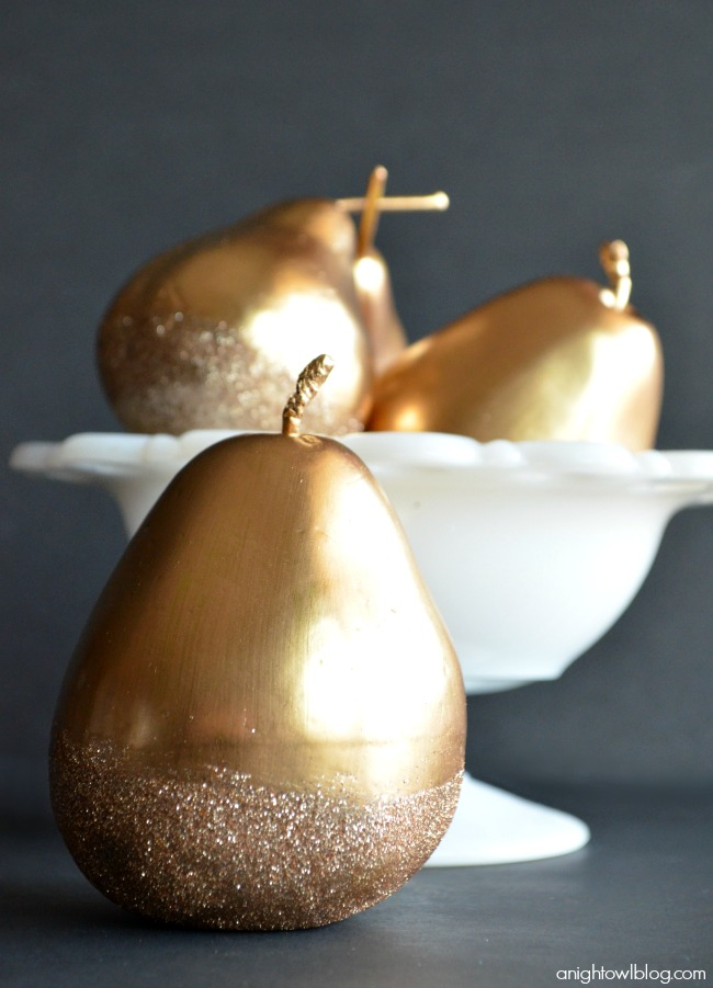 A Night Owl - Gilded Pears
