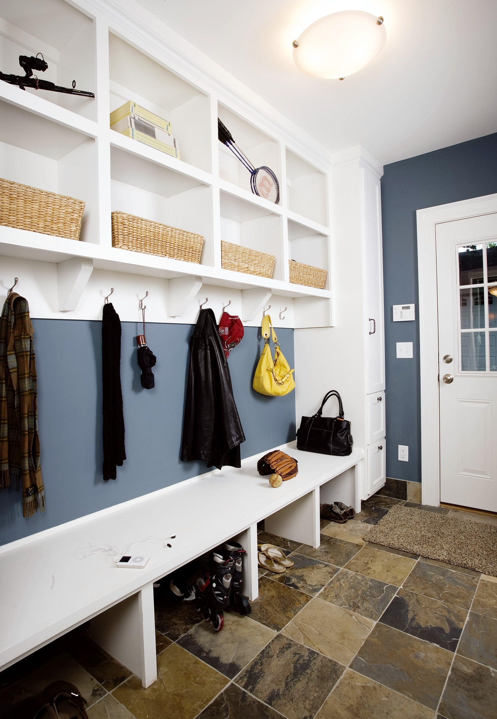 Anna Berglin Design - Mudroom