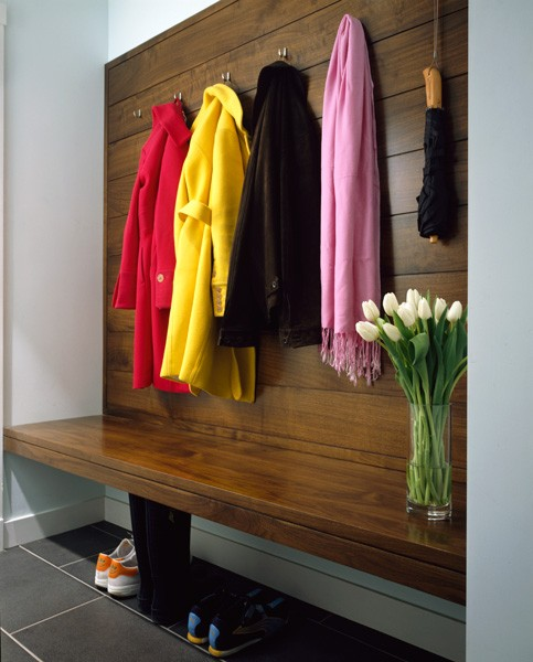 Coburn Architects PC - Mudroom 2