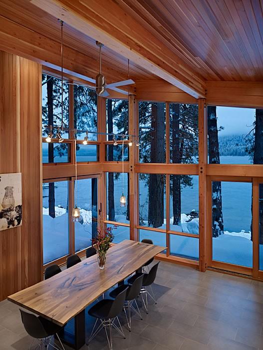 DeForest Architects - Wenatchee Cabin 2