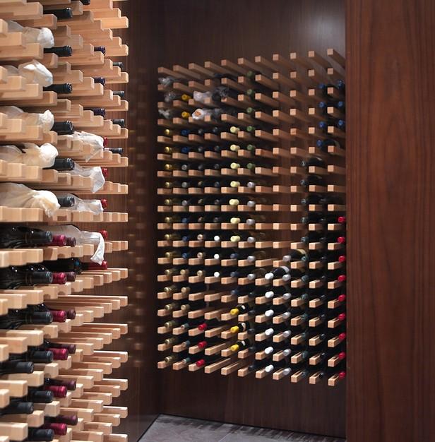 22 Custom Wine Cellars Racks and Coolers