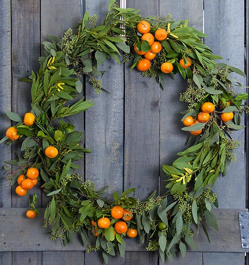 Design*Sponge - Citrus Wreath