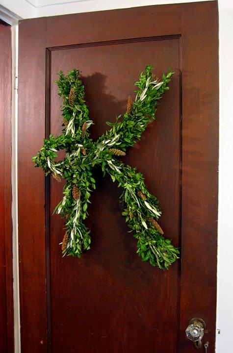 Design*Sponge - Monogram Wreath