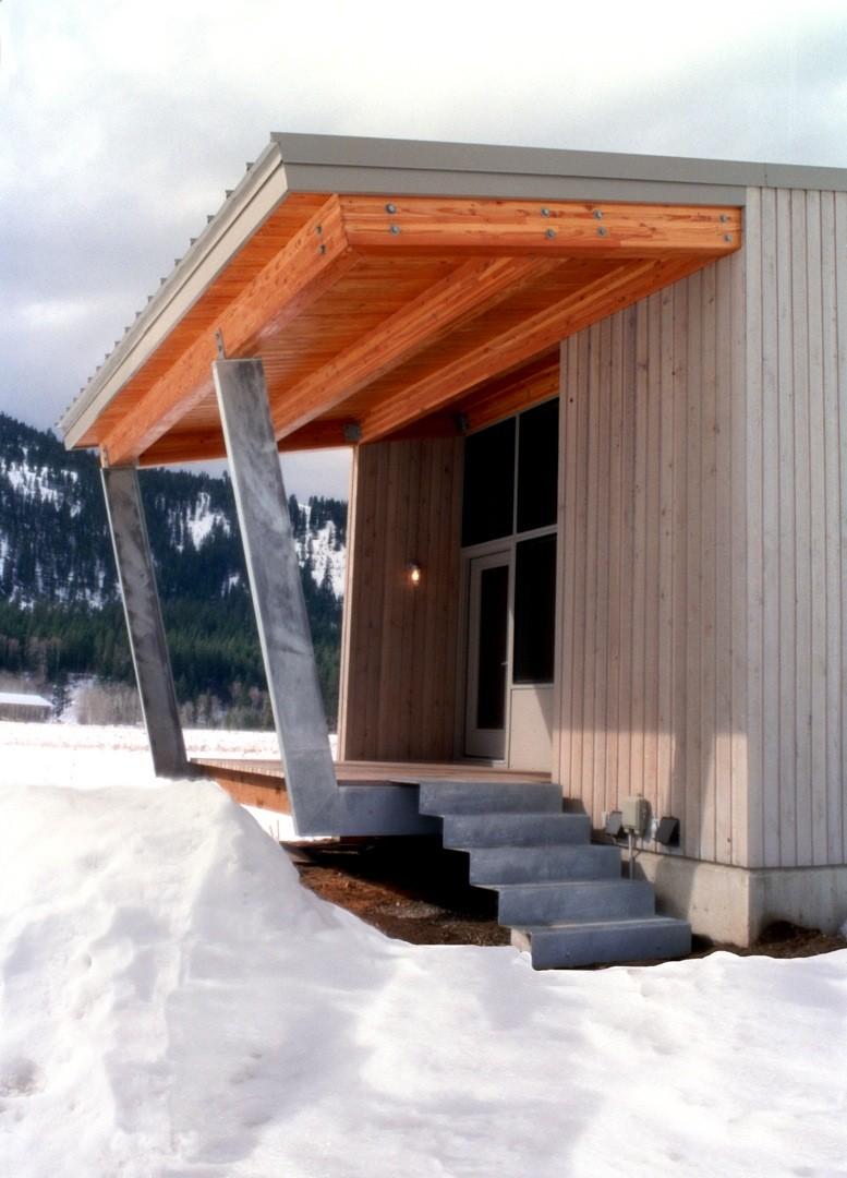 Eggelston Farkas Architects - Methow Valley Cabin 2