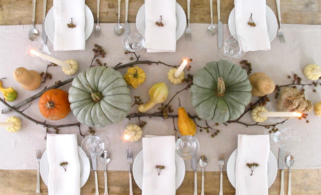 Everyday Occasions - Gourds and Silver
