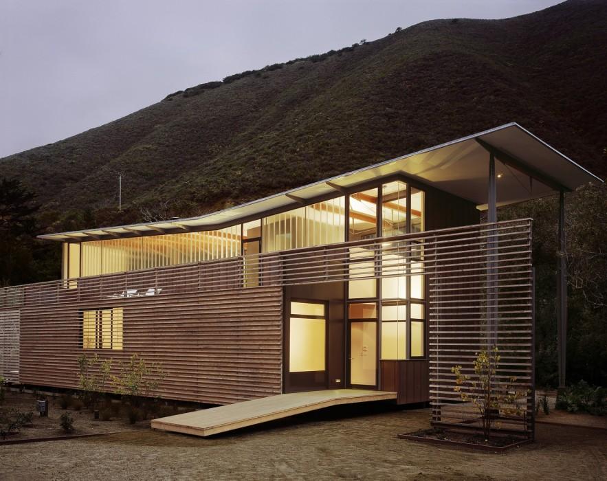 Fougeron Architecture - Jackson Family Retreat 1