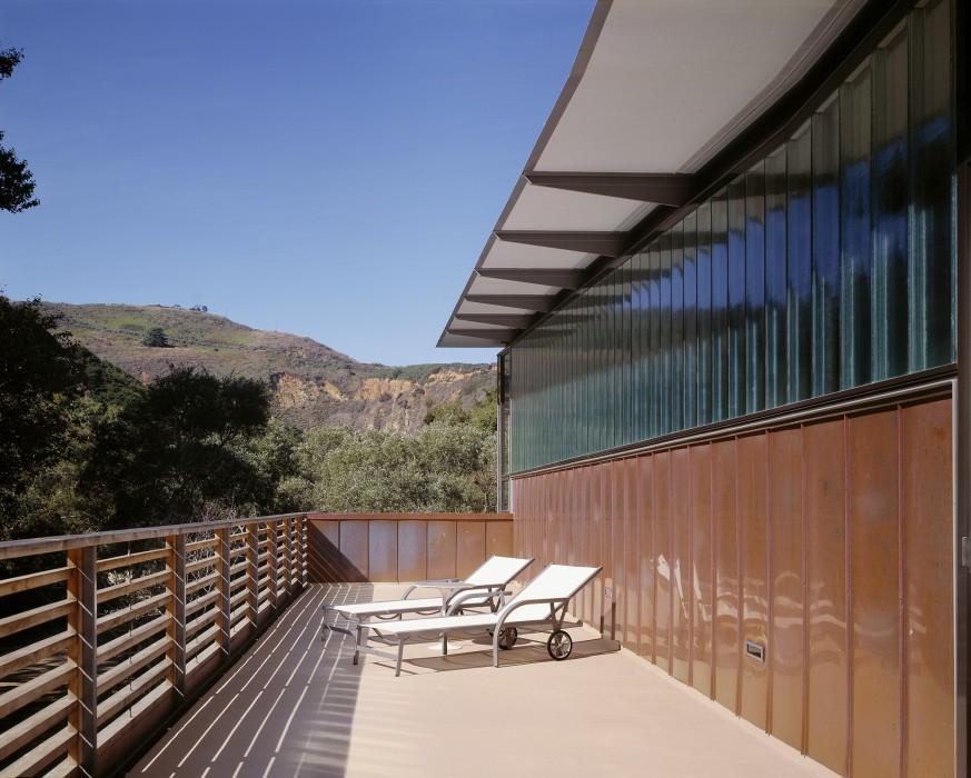Fougeron Architecture - Jackson Family Retreat 2