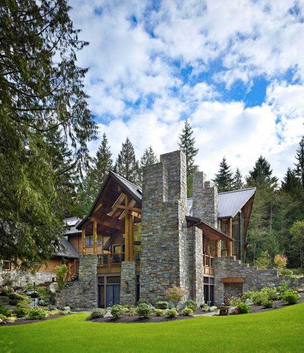 Gelotte Hommas - Cedar Haven Cabin 1