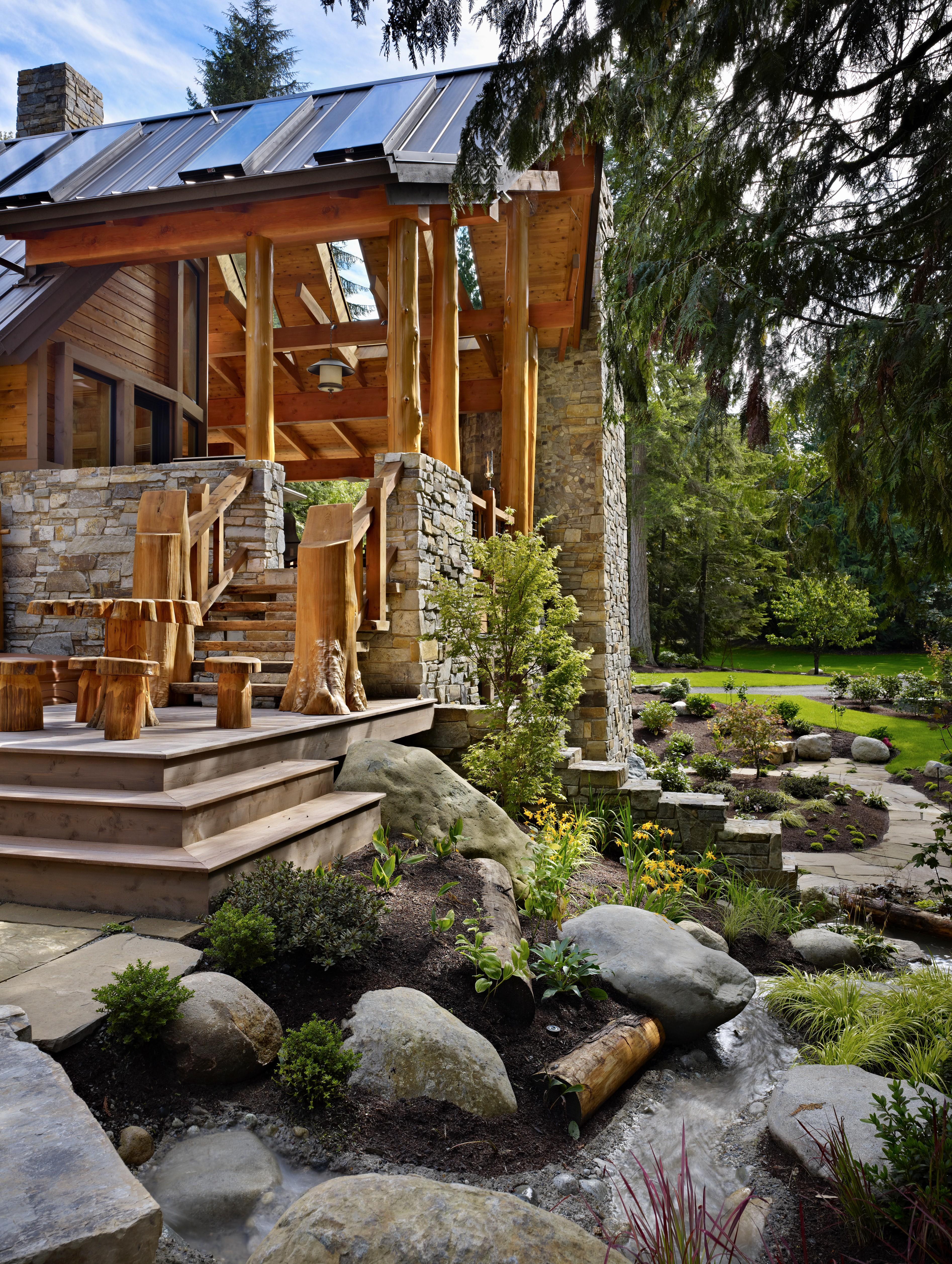 Gelotte Hommas - Cedar Haven Cabin 2