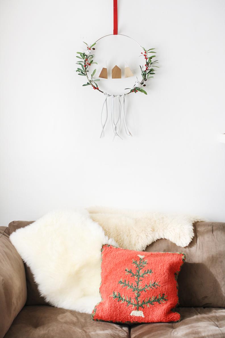Hello Lidy - Scandinavian Inspired Wreath