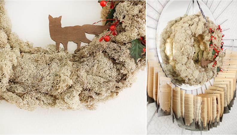 Hello Lidy - Woodland Moss Wreath
