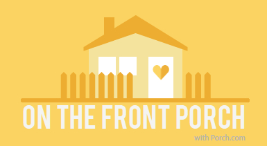 on the front porch porch.com blogger interview
