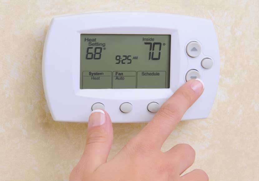 Porch Thermostat