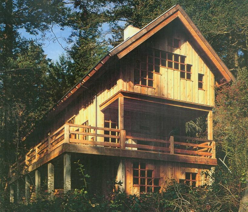 Prentiss Architects - Prentiss Cabin 1