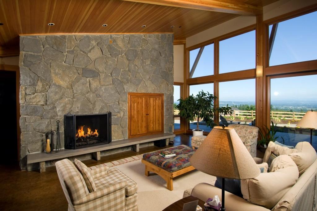 Riverland Homes - Parrett Mountain Cabin 2