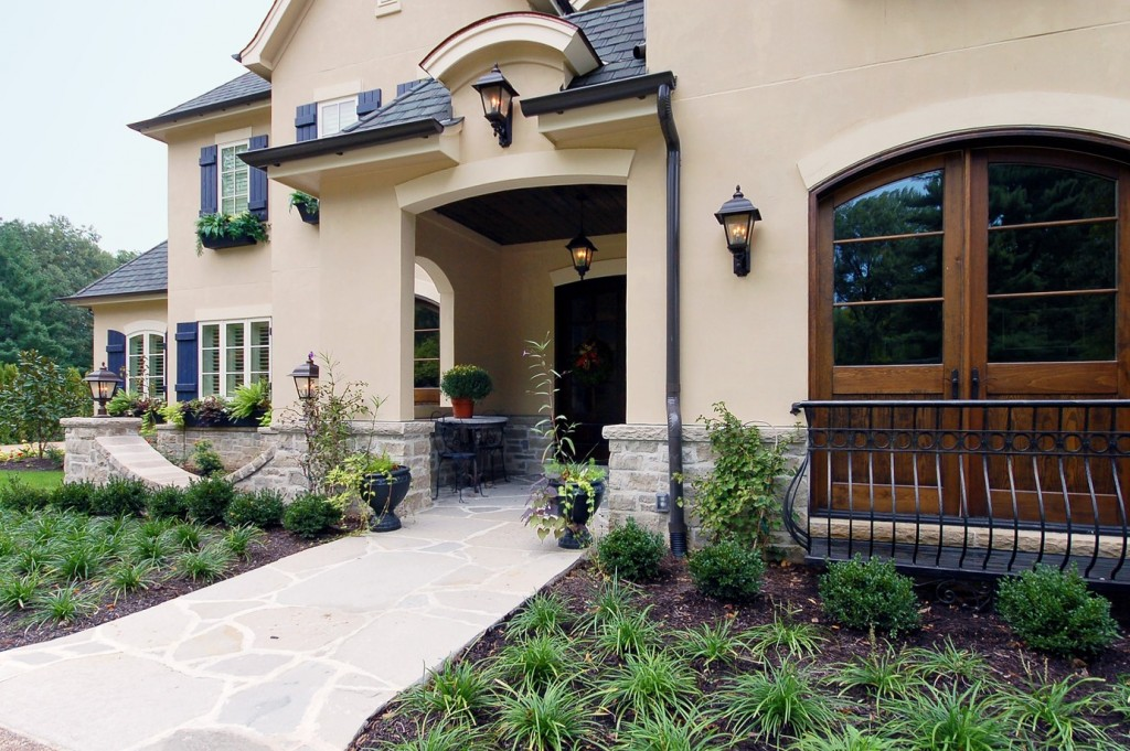 How To Add Curb Appeal To Your Fall Home Porch Advice