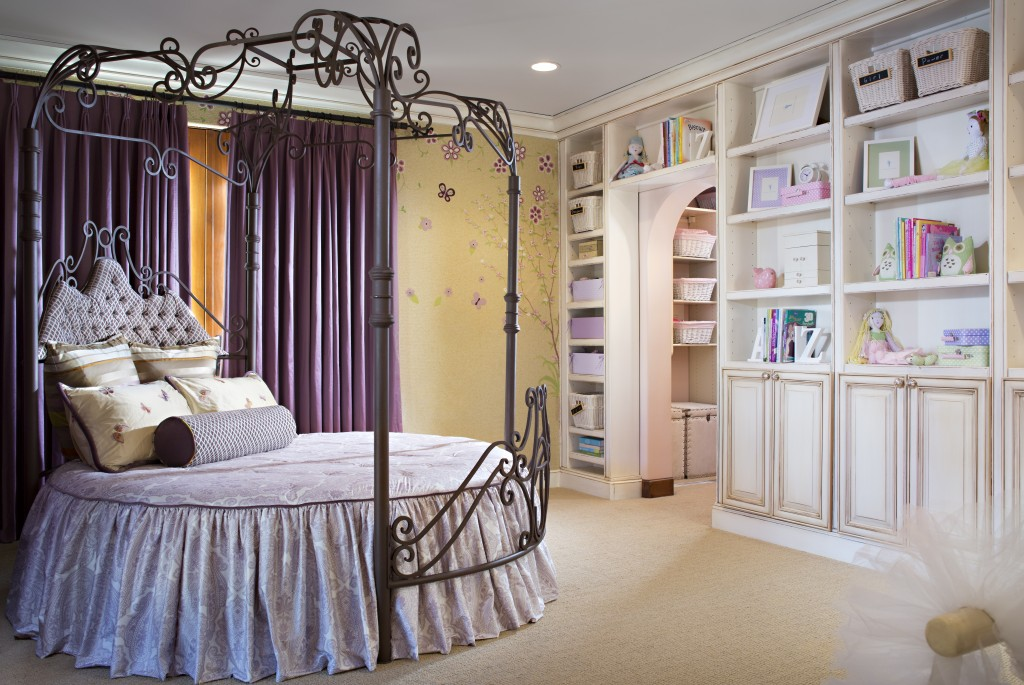 Style On A Shoestring. A Bedroom Fit For A Ballerina   Porch Advice
