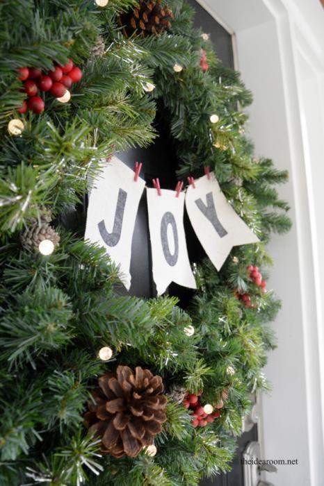 The Idea Room Wreath