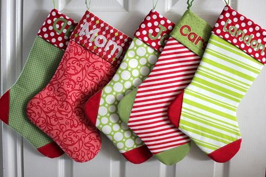 Vanilla Joy Stockings