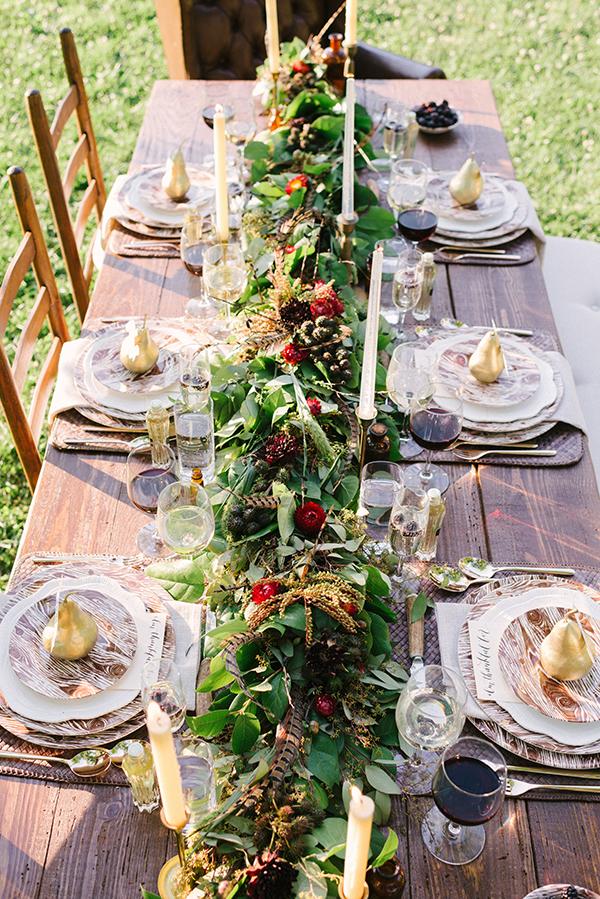 Waiting on Martha - Thanksgiving Al Fresco