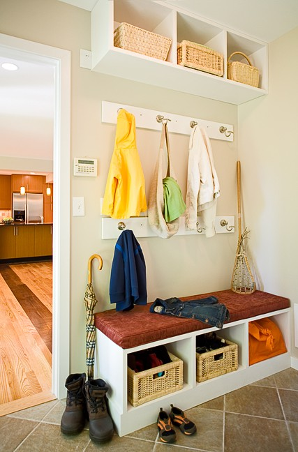 Wentworth, Inc. - Mudroom