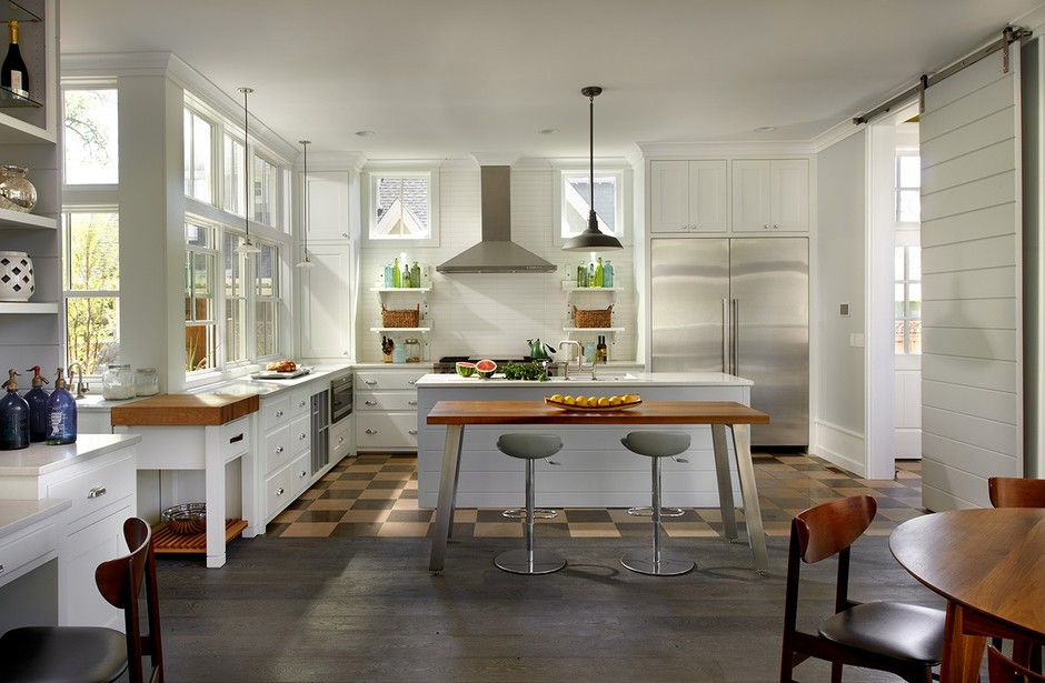 Charles Vincent George Architects - kitchen