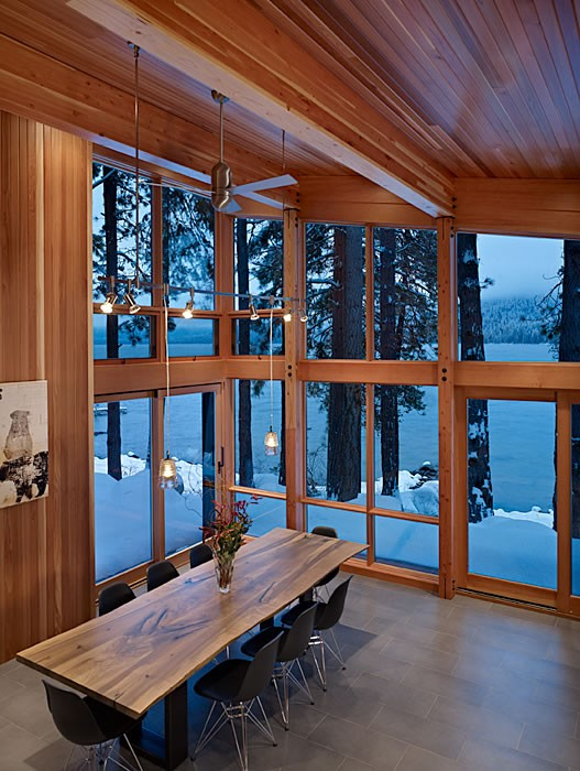 11 Warm Wood Interiors For Your Cozy Winter Home Porch