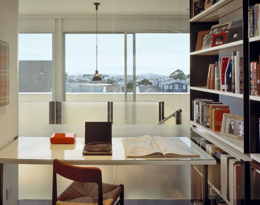 Fougeron Architecture - home office