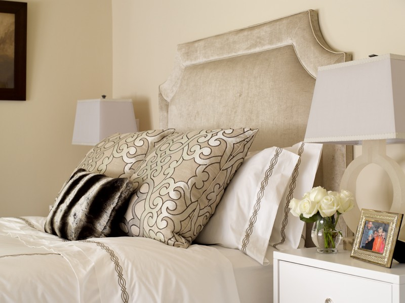 Graciela Rutkowski Interiors - bedroom