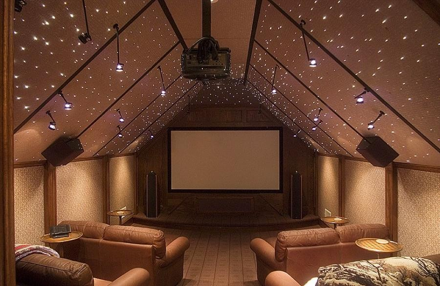 11 Ultra Luxe Home Movie Theaters You Have To See Believe