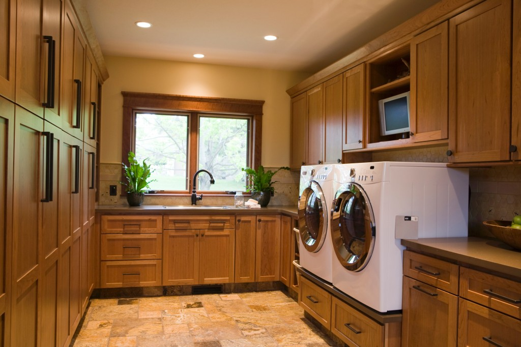 Inman Co. - laundry room