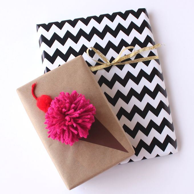 Let's Wrap Stuff - Ice Cream Cone Gift Wrap