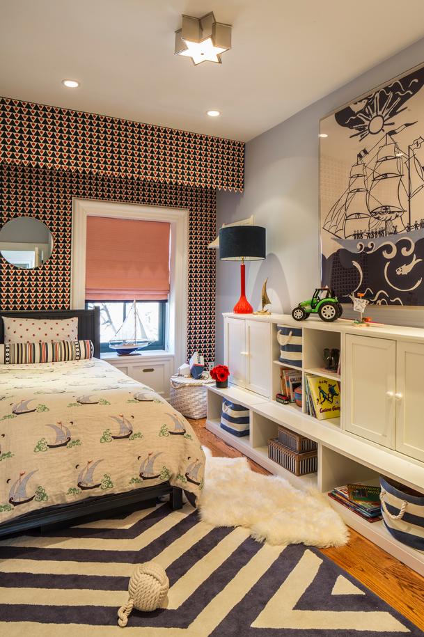 Marks & Frantz - Pattern Kids Bedroom