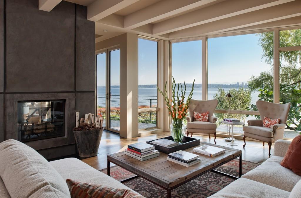 NB Design Group Inc. - living room