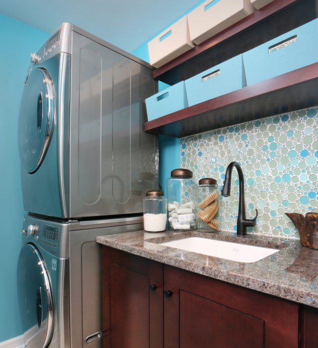 Normandy Design Build Remodeling - laundry room