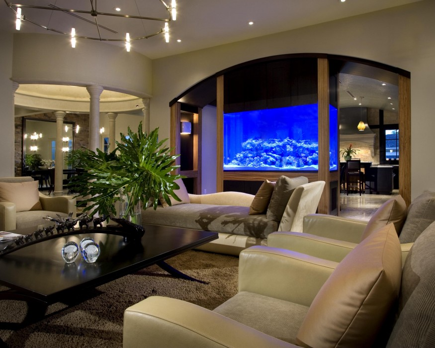 Elegant Phil Kean Designs Living Room. A Fish Tank For Your Home Porch Advice