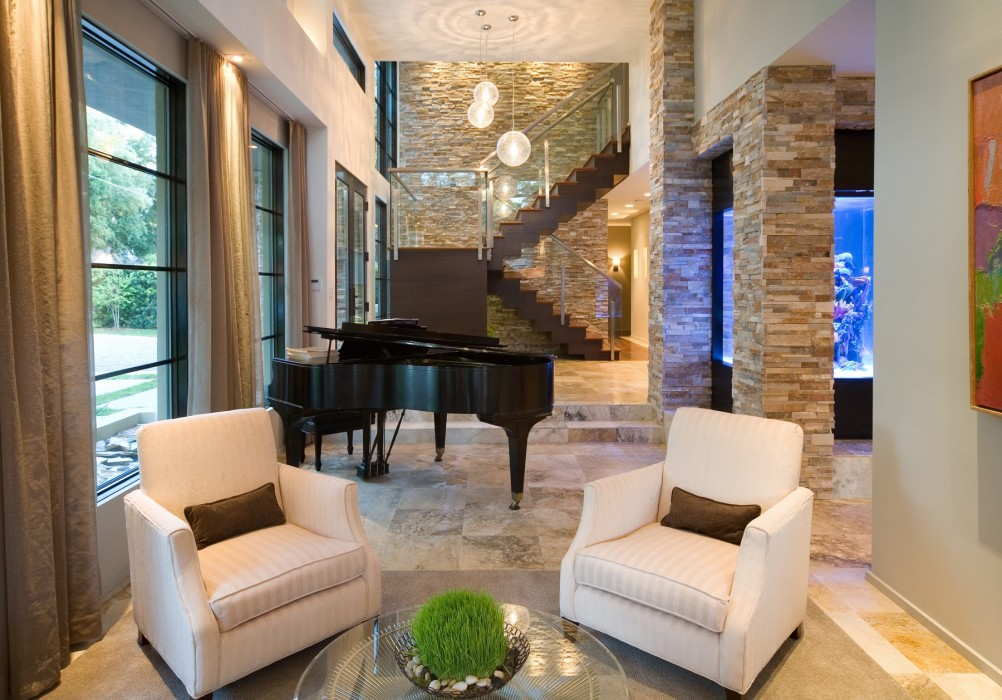 19 Piano Rooms That Bring Music To Your Home Porch Advice