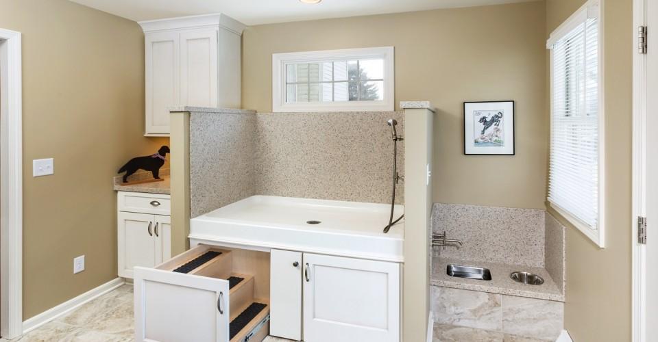 A Mud Room Designed for Your Dog Dog Shower Design Home on home dog bar, home dog toilet, home dog bath, home hot tub, home gym, home dog mom,