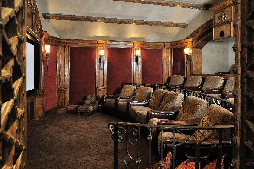 11 ultraluxe home movie theaters you have to see to