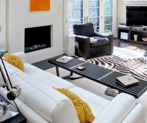 11 Ways To Mix Animal Print Into Your Home