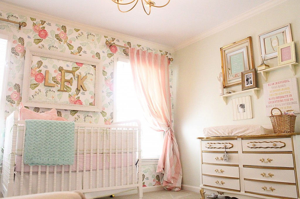 Charming In Charlotte via Project Nursery