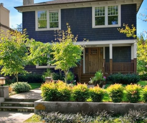 Curb appeal porch advice Home selling four diy tricks to maximize the curb appeal