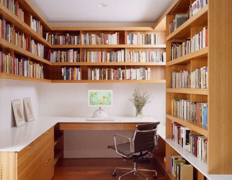 Delson Or Sherman Architects   Home Office