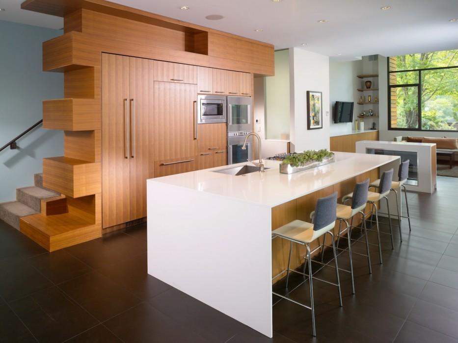 Dencity LLC Wood Kitchen
