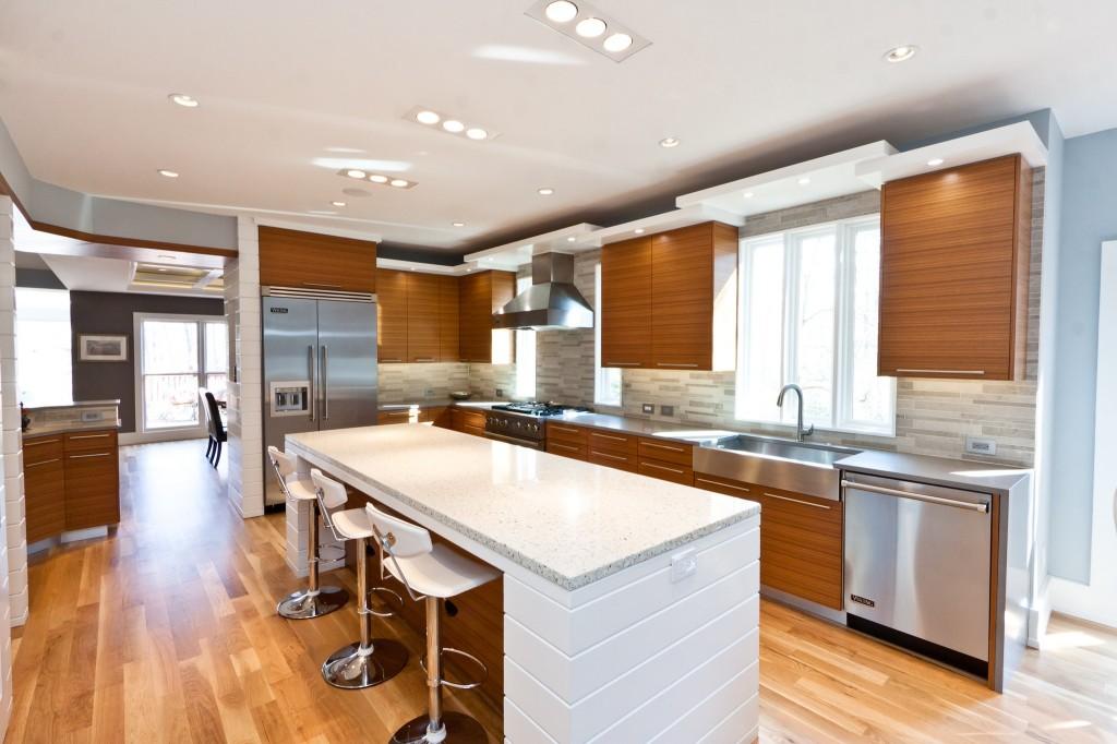 Graystone Design Build White Kitchen