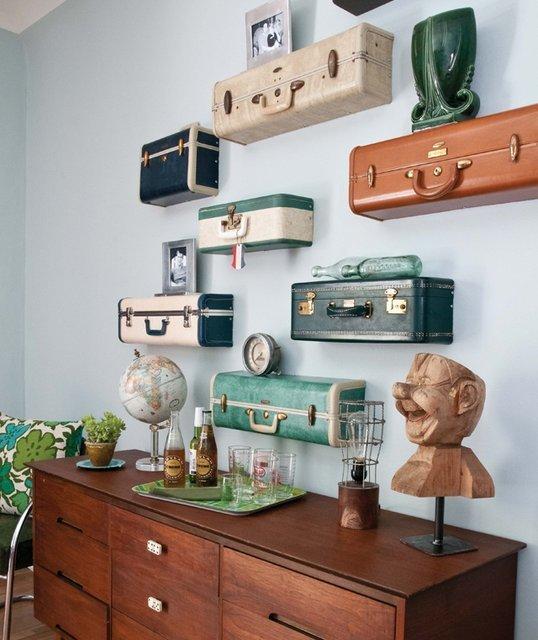Ki Nassauer - Suticase Shelves