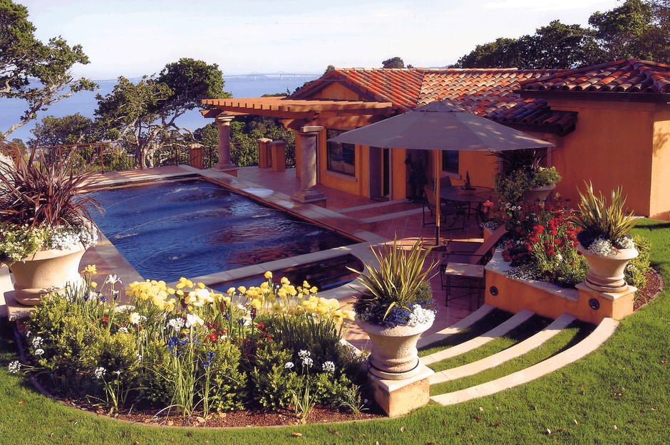 These 10 dream pools will inspire your ultimate landscape for Backyard makeover with pool