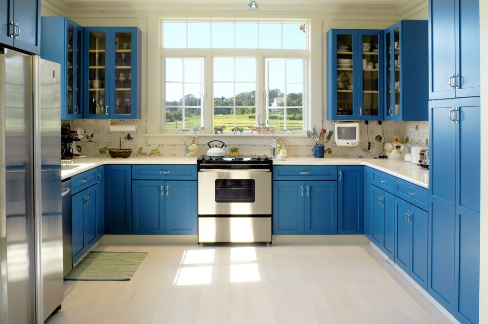 10 Ways to Use Blue in Your Home