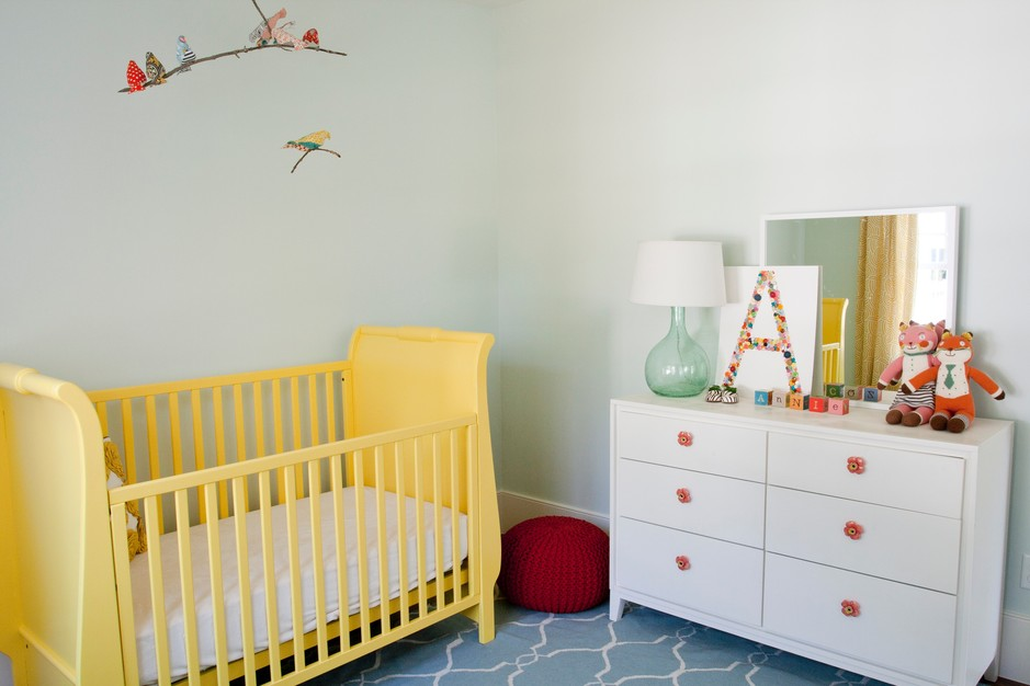9 Beautiful and Easy Nursery Decorating Ideas to Copy - Porch Advice