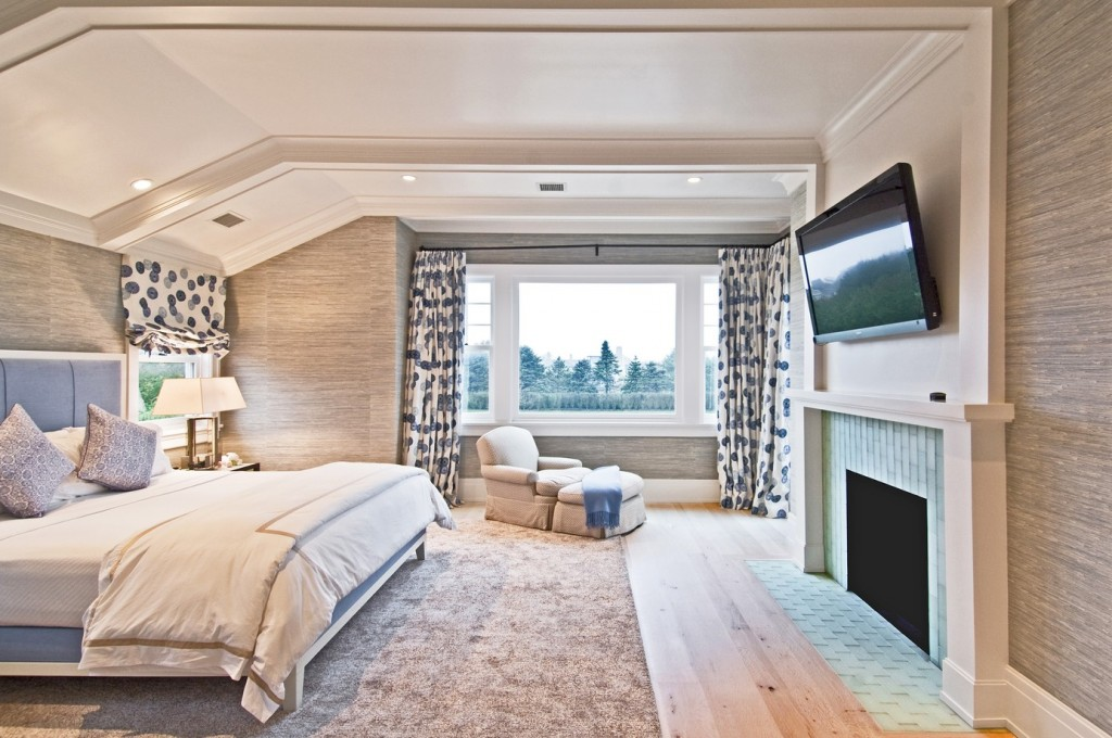 Benco Construction master bedroom